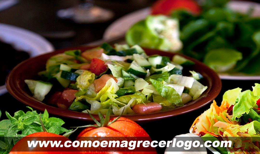 Dieta vegetariana – A sua arma secreta para evitar as gordurinhas