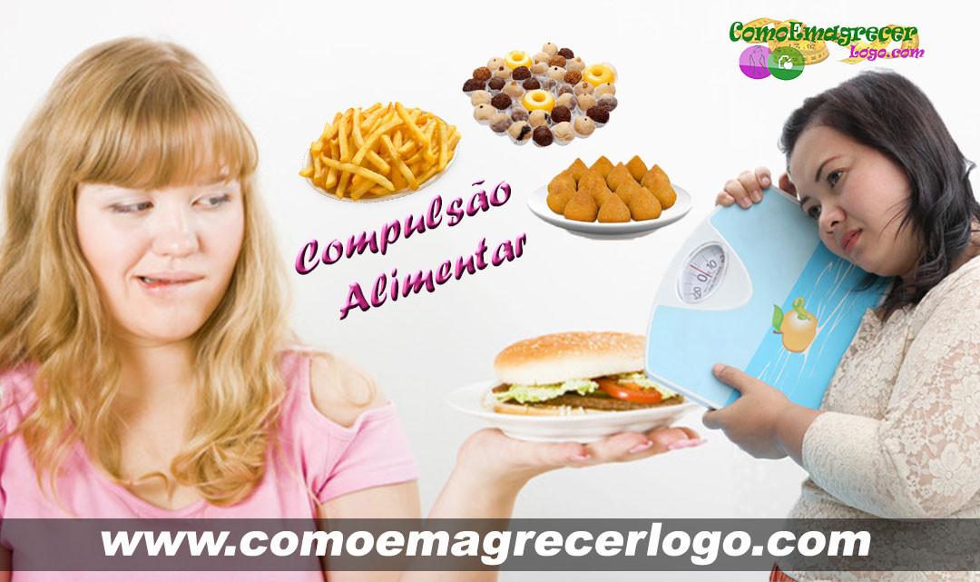Compulsão Alimentar o que é e como controlar