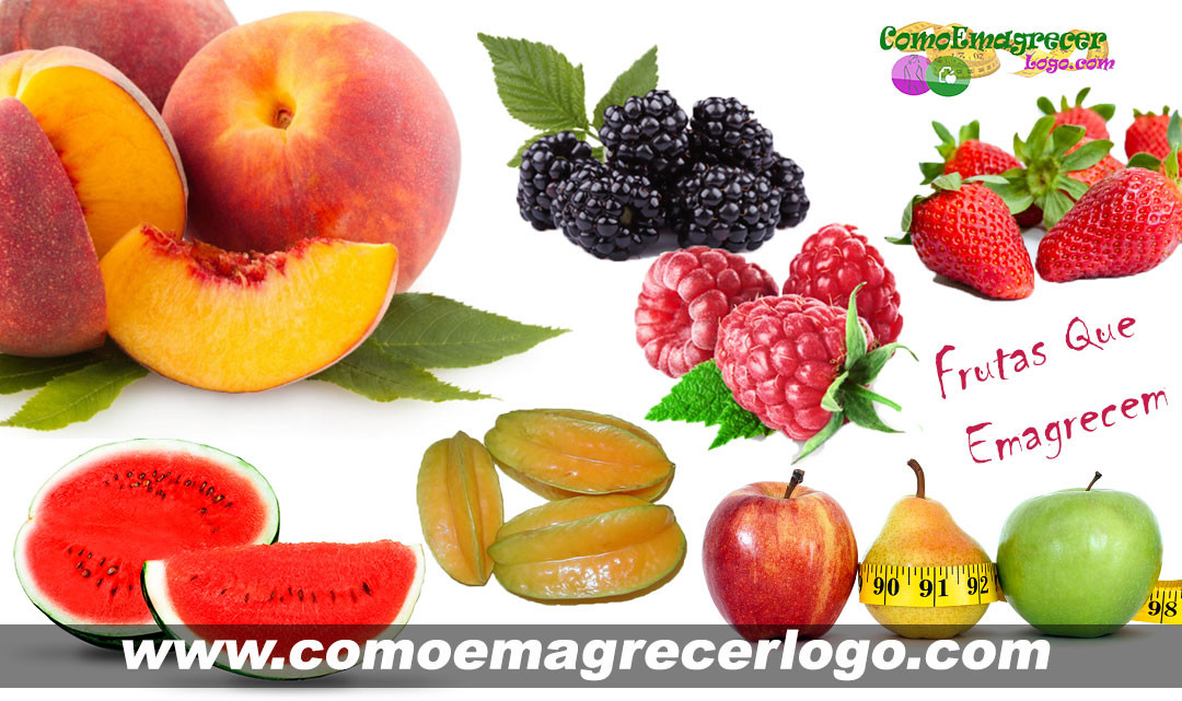 Frutas Que Emagrecem e Que Faz Bem a Saúde